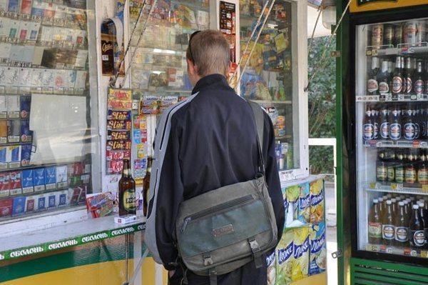продаж алкоголю неповнолітнім у Броварах