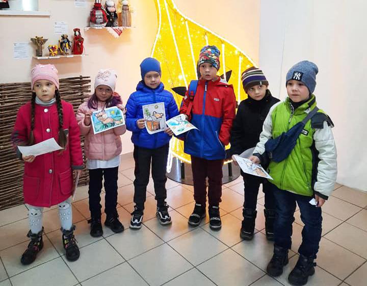 Екскурсія для дошкільнят у СвітЛиці